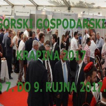 25. Zagorski gospodarski zbor Krapina 2017.