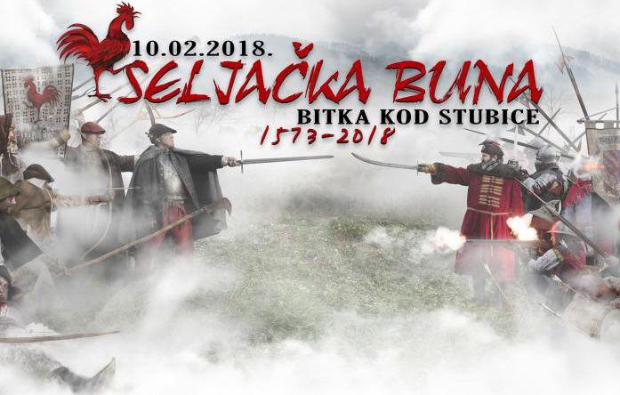 Seljačka buna 2018.